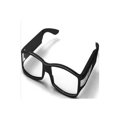 View with Full HD spy camera sunglasses - Telescope Camera