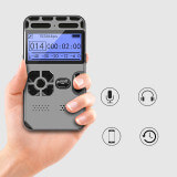 Portable digital audio recorder HD - Voice recorder