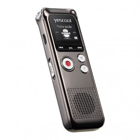 Digital Recorder With High-Performance Battery