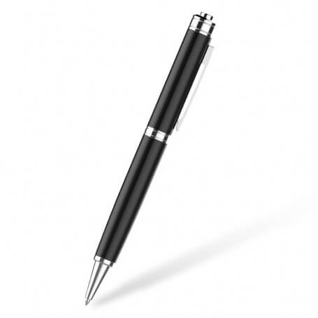 Long distance voice recorder pen - This voice recorder pen offers a recording with discretion and is suitable for any occasion.