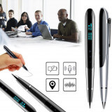 Stylo avec enregistreur vocal - Ce stylo enregistreur de voix est le parfait outil d'espionnage dont vous avez besoin. Il