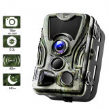Caméra infrarouge chasse GSM 2G Full HD 16MP - Caméra de chasse GSM 2G équipée d'un capteur 16 millio