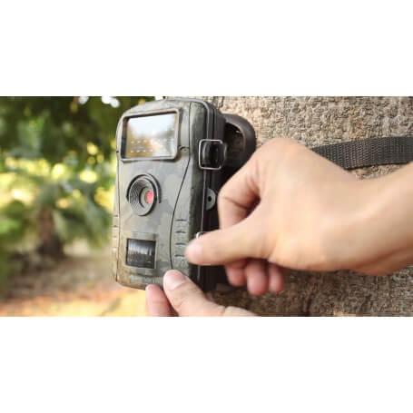 Paramétrage à distance de votre caméra de chasse GSM - Accessoires caméra chasse
