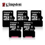 Carte mémoire micro SD Kingston classe 10 - Carte mémoire micro SD de 8 à 128Go - Accessoires caméras