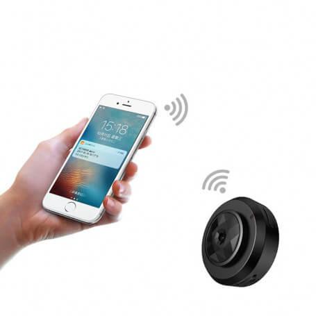 Mini cámara de seguridad IP HD 720P - Otra cámara espía