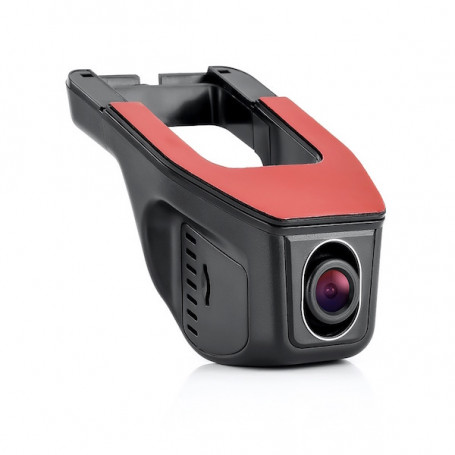 HD camera for car - Camera mounted to drive with a good quality image thanks to the 720 p format. Compatible with Android 6.0.5