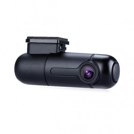 Caméra embarquée pour voiture à objectif rotatif Wifi - Cette caméra embarquée pour voiture vous offre une image