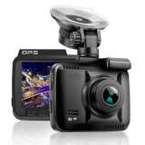 Dash Cam 4K WIFI With GPS And Night Vision - Dash cam