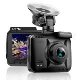 Dashcam 4K WIFI GPS avec vision nocturne - Dashcam