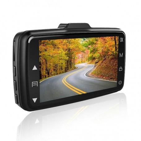 Dashcam enregistreur Full HD 1080P avec écran LCD