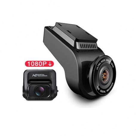Ultra HD 4K dual camera car onboard camera
