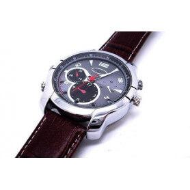 Montre sport mini caméra - La montre avec caméra d'apparence anodine offre une discrétion totale. Indiscern