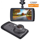 Dashcam car DVR full HD 2K - Dashcam