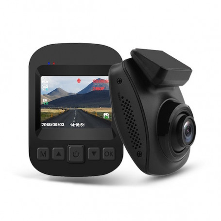 Dashcam 4K WiFi ultra HD 2160P innovative