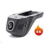 Caméra embarquée pour voiture Full HD 4K Wifi - Dashcam