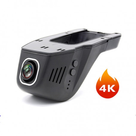 Onboard camera for full HD 4K WiFi car