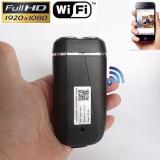 Rasoir électrique caméra espion Full HD Wifi 8Go