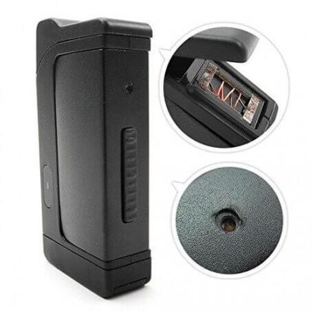 Briquet caméra espion tempête - Briquet caméra espion