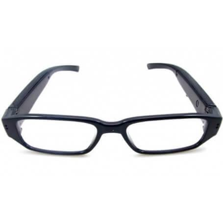 Lunette caméra espion 4 Go - La lunette caméra espion HD est un accessoire de mode original. Pourvue d'une fonctio