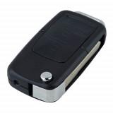Llave del coche de la cámara espía con el detector de movimiento