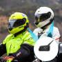 Duo intercom moto sans fil bluetooth