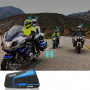 kit intercom moto Duo bluetooth moto 1600 mètres - Intercom moto Duo
