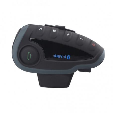 Intercom moto Pro bluetooth avec radio Fm - Intercom moto Solo