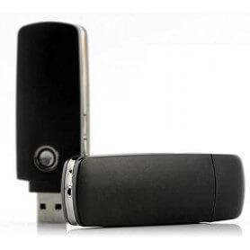 Tecla USB de cámara de alto rango - Tecla USB espía