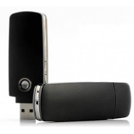 Clé usb caméra haute autonomie - La clé usb caméra est un accessoire discret mais efficace. Avec une autonomie de