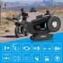Intercom moto bluetooth 4.1 sans fil avec commande vocale