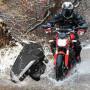 Bluetooth kit motorcycle waterproof design FM radio 1000 meters