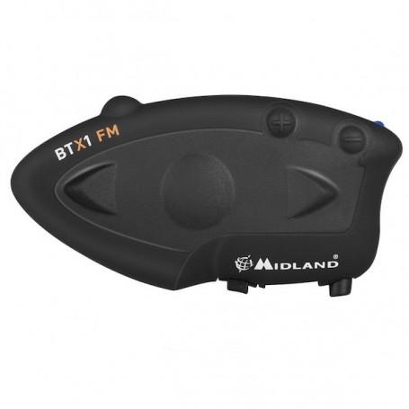 Kit Bluetooth moto sans fil étanche autonomie 350h