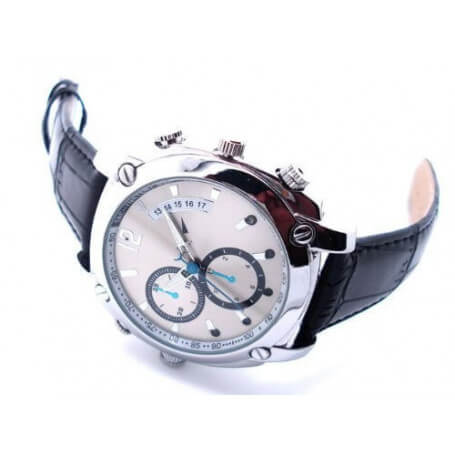 Full HD 1080P Spy camera horloge - Spy Watch