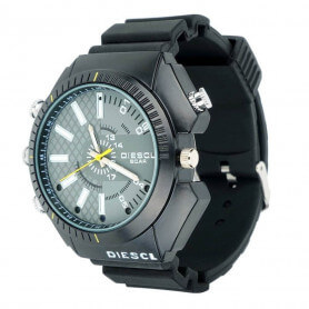 Full HD microfoon camera horloge - Spy Watch