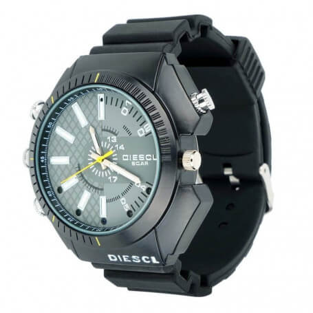 Watch camera Full-HD microphone - Spy watch