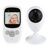 Fotocamera a infrarossi wireless Babyphone con schermo LCD