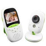 Babyphone monitor de cámara inalámbrico bebé walkie talkie