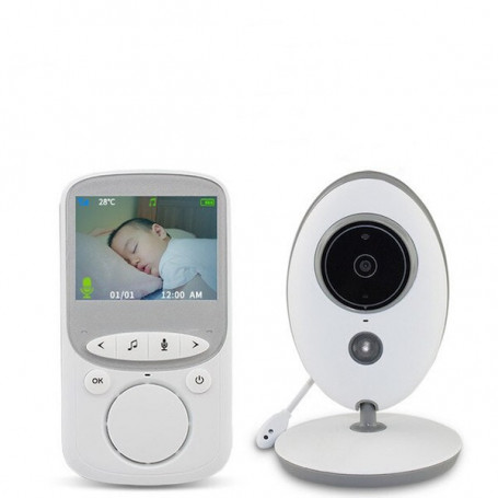 Babylon with high-autonomy wireless camera - Babyphone video