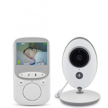 Babylone avec caméra sans fil haute autonomie - Babyphone vidéo