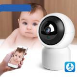 Ecoute bébé vidéo Full HD connecté motorisé
