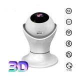 Babyphone Wifi con cámara con tecnología Full HD