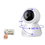 Connected babyphone and PTZ surveillance camera