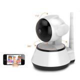 Babyphone WiFi monitor baby aangesloten HD