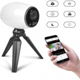 Babyphone caméra wifi, moniteur portatif sans fil - Babyphone wifi