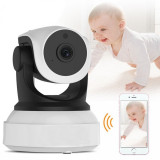 HD WiFi babyfoon monitor met bewegingsdetectie