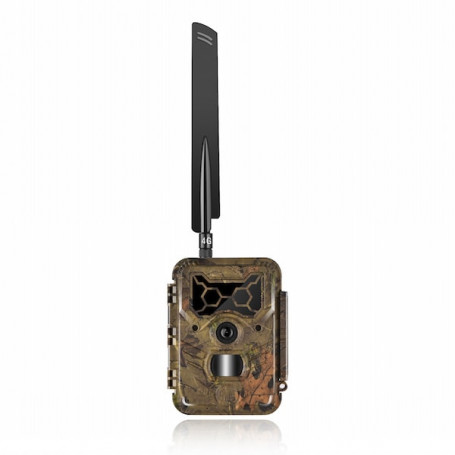 GSM 4G full HD 20 million pixel hunting camera with GPS beacon