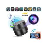 Enceinte caméra espion Ultra HD 4K Wifi et bluetooth