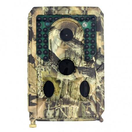 Cámara de caza Full HD salvaje impermeable con batería - Cámara de caza clásica
