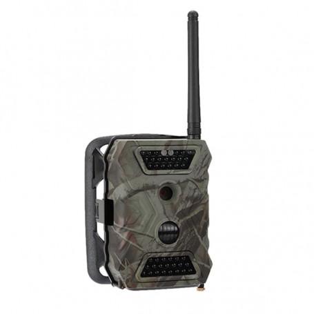 High-Performance GSM Full HD Fighter camera met infrarood zicht - GSM jacht camera