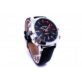 Montre sport avec caméra espion full HD - La montre avec caméra a l'apparence d'un banal accessoire pour hom